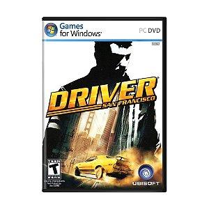 Jogo Driver: San Francisco - PC