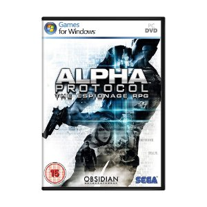 Jogo Alpha Protocol: The Espionage RPG - PC