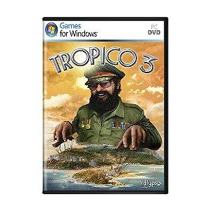 Jogo Tropico 3 - PC