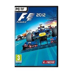 Jogo Formula 1 2012 - PC