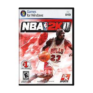 Jogo NBA 2K11 - PC