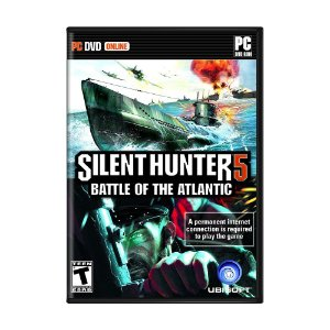 Jogo Silent Hunter 5: Battle of the Atlantic - PC