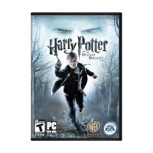 Jogo Harry Potter e as Relíquias da Morte Parte 1  - PC