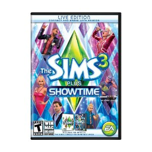 Jogo The Sims 3 + ShowTime - PC