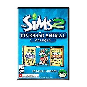 Jogo The Sims 2: Diversão Animal (Pacote de Expansão) - PC