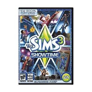 Jogo The Sims 3: ShowTime (Pacote de Expansão) - PC