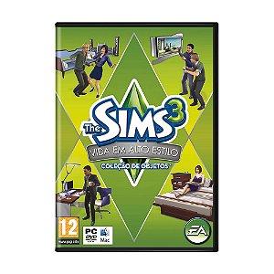 Jogo The Sims 3: Vida em Alto Estilo (Pacote de Expansão) - PC