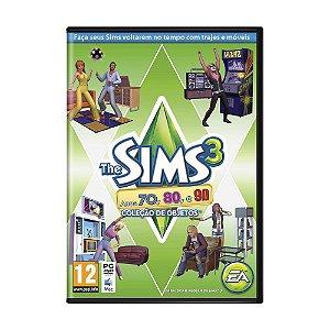 Jogo The Sims 3: Anos 70, 80 e 90 (Pacote de Expansão) - PC