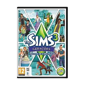Jogo The Sims 3: Gerações (Pacote de Expansão) - PC