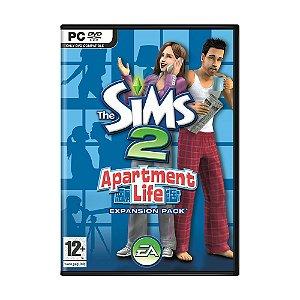 Jogo The Sims 2: Vida de Apartamento (Pacote de Expansão) - PC