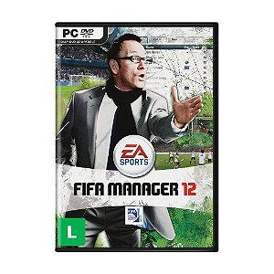 Jogo FIFA Manager 12 - PC