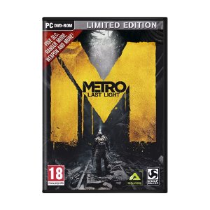Jogo Metro: Last Light (Limited Edition) - PC