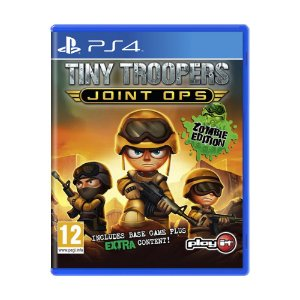 Jogo Tiny Troopers Joint Ops (Zombie Edition) - PS4