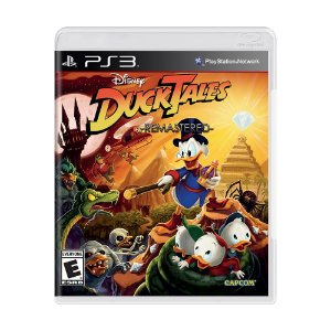 Jogo DuckTales: Remastered - PS3