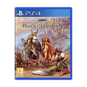 Jogo Realms of Arkania: Blade of Destiny - PS4