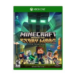 Jogo Minecraft: Story Mode (Season Two) - Xbox One