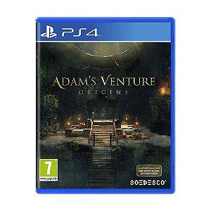 Jogo Adam's Venture: Origins - PS4