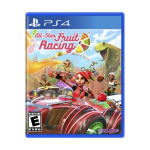 Jogo All-Star Fruit Racing - PS4