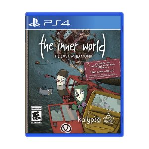 Jogo The Inner World: The Last Wind Monk - PS4