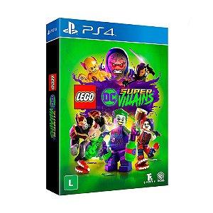 Jogo LEGO DC Super-Villains (Edição Especial) - PS4