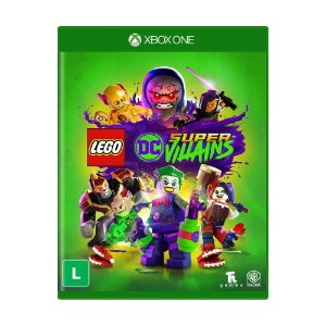 Jogo LEGO DC Super-Villains - Xbox One