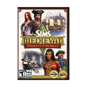 Jogo The Sims Medieval: Pirates and Nobles (Adventure Pack) - PC
