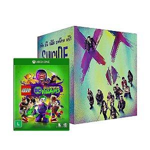 Jogo LEGO DC Super-Villains + Gift Box Esquadrão Suicida - Xbox One