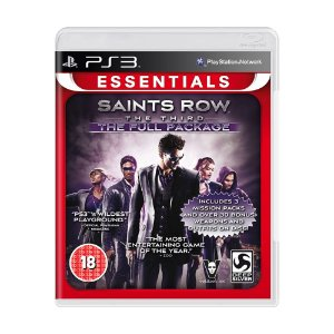 Jogo Saints Row: The Third (The Full Package) - PS3