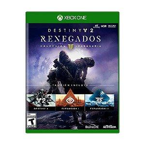 Jogo Destiny 2: Renegados (Colección Legendaria) - Xbox One