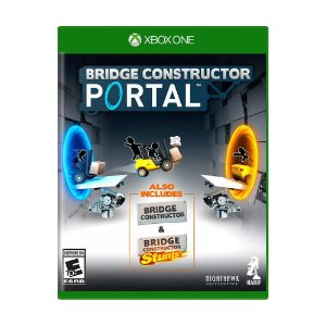 Jogo Bridge Constructor Portal - Xbox One