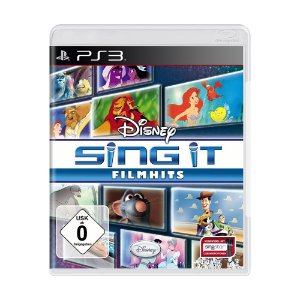 Jogo Disney Sing It: Film Hits - PS3