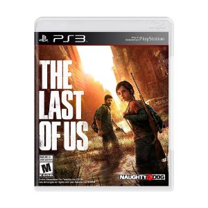 Jogo The Last of Us - PS3