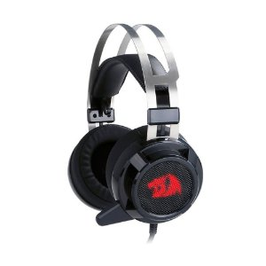 Headset Gamer Redragon Siren H301 USB Surround com fio - PC