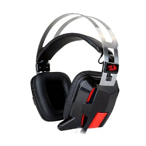 Headset Gamer Redragon Lagopasmutus 2 H201-1 com fio - Multiplataforma