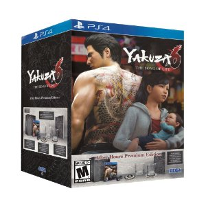 Jogo Yakuza 6: The Song of Life (After Hours Premium Edition) - PS4