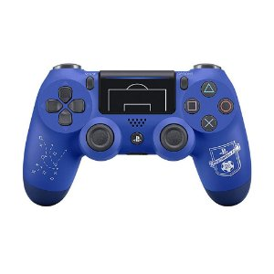 Controle Sony Dualshock 4 UEFA Champions League sem fio (Com led frontal) - PS4