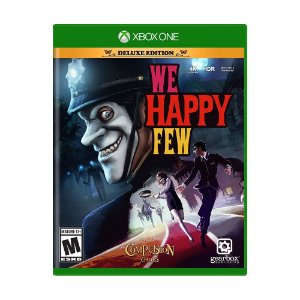 Jogo We Happy Few (Deluxe Edition) - Xbox One
