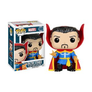 Boneco Doctor Strange 149 Marvel - Funko Pop