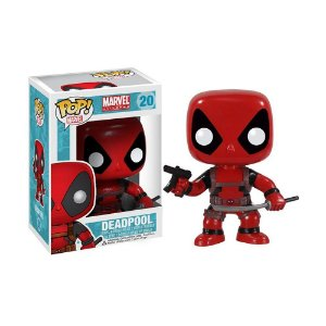 Boneco Deadpool 20 Marvel - Funko Pop