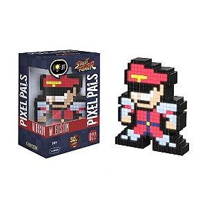Luminária Pixel Pals M. Bison 022 Street Fighter - PDP