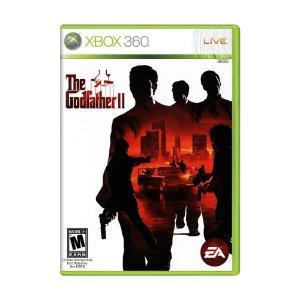 Jogo The Godfather II - Xbox 360