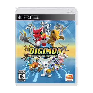 Jogo Digimon All-Star Rumble - PS3