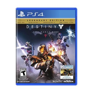 Jogo Destiny: The Taken King (Legendary Edition) - PS4