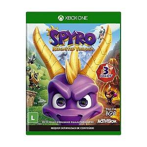 Jogo Spyro Reignited Trilogy - Xbox One