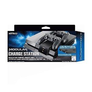 Carregador Modular Duplo Nyko USB - PS4