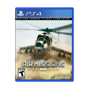 Jogo Air Missions: Hind - PS4