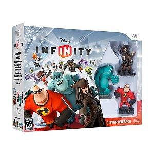 Jogo Disney Infinity: Starter Pack - Wii