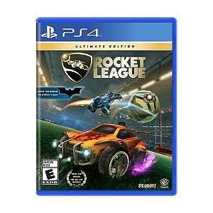 Jogo Rocket League (Ultimate Edition) - PS4