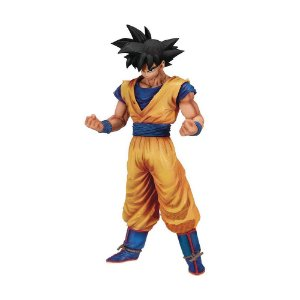 Action Figure Son Goku (Grandista Resolution of Soldiers) Dragon Ball Z - Banpresto