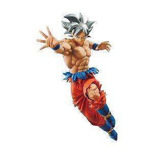 Action Figure Son Goku Ultra Instinct (Battle Figure) Dragon Ball Super - Banpresto